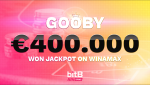 """gooby plz"" won €400.000 in a jackpot at €50 Nitro Spin & Go's!"