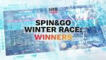 They are the mighty winners of our Spin & Go race!